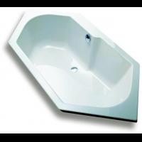Sanit r wannen und zubeh r hoesch 6 eck 8 eck badewannen for Badewannen hersteller liste